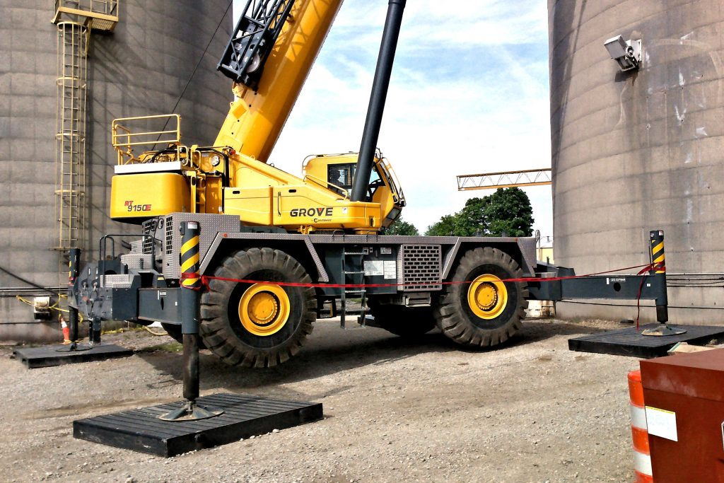 150 ton RT